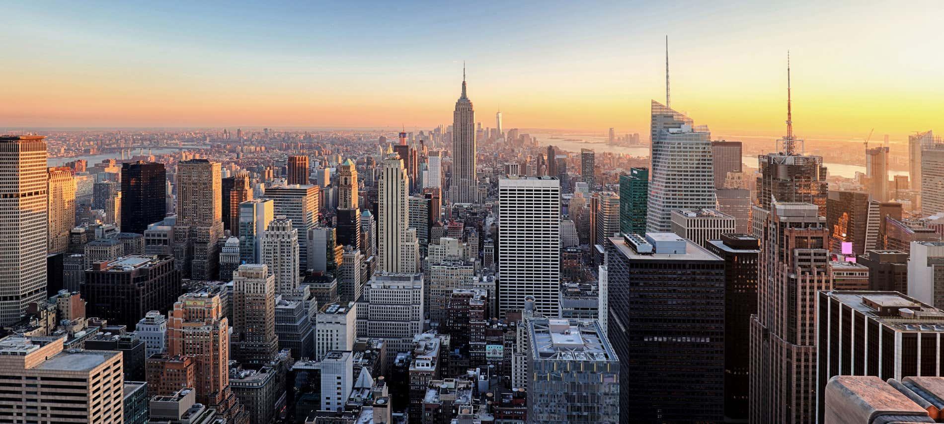 Os 10 arranha-céus mais altos de Nova York