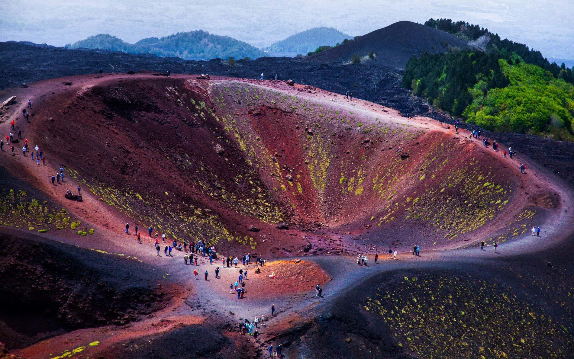 I 10 vulcani più pericolosi del mondo