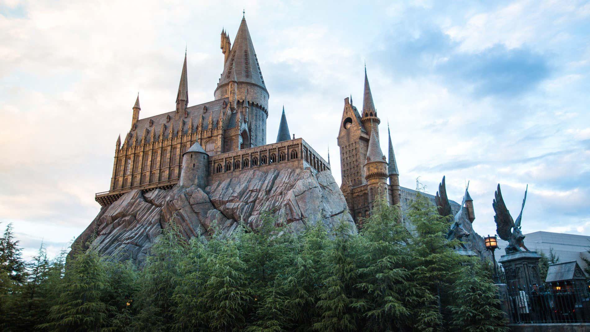 Le location dei film di Harry Potter
