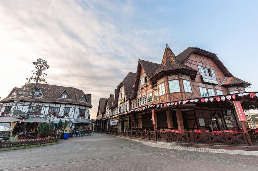 Blumenau é uma das cidades brasileiras para se sentir na Europa