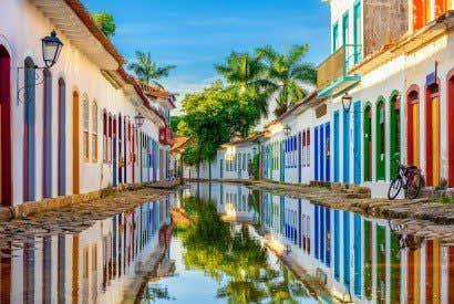 10 cidades brasileiras para se sentir na Europa