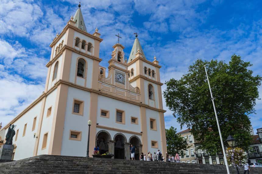 Sé Angra do Heroísmo, a maior igreja dos Açores
