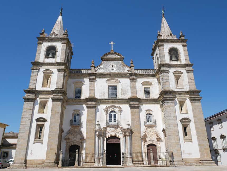 A Sé de Portalegre é uma das catedrais mais bonitas de Portugal