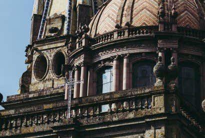 Le cattedrali più belle del Messico