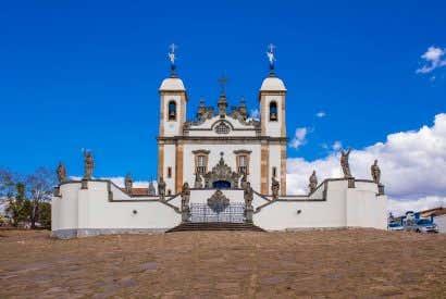 As igrejas mais bonitas do Brasil