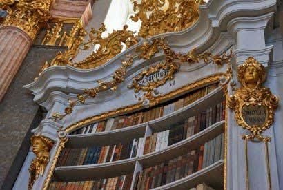 Las 10 bibliotecas más bonitas del mundo