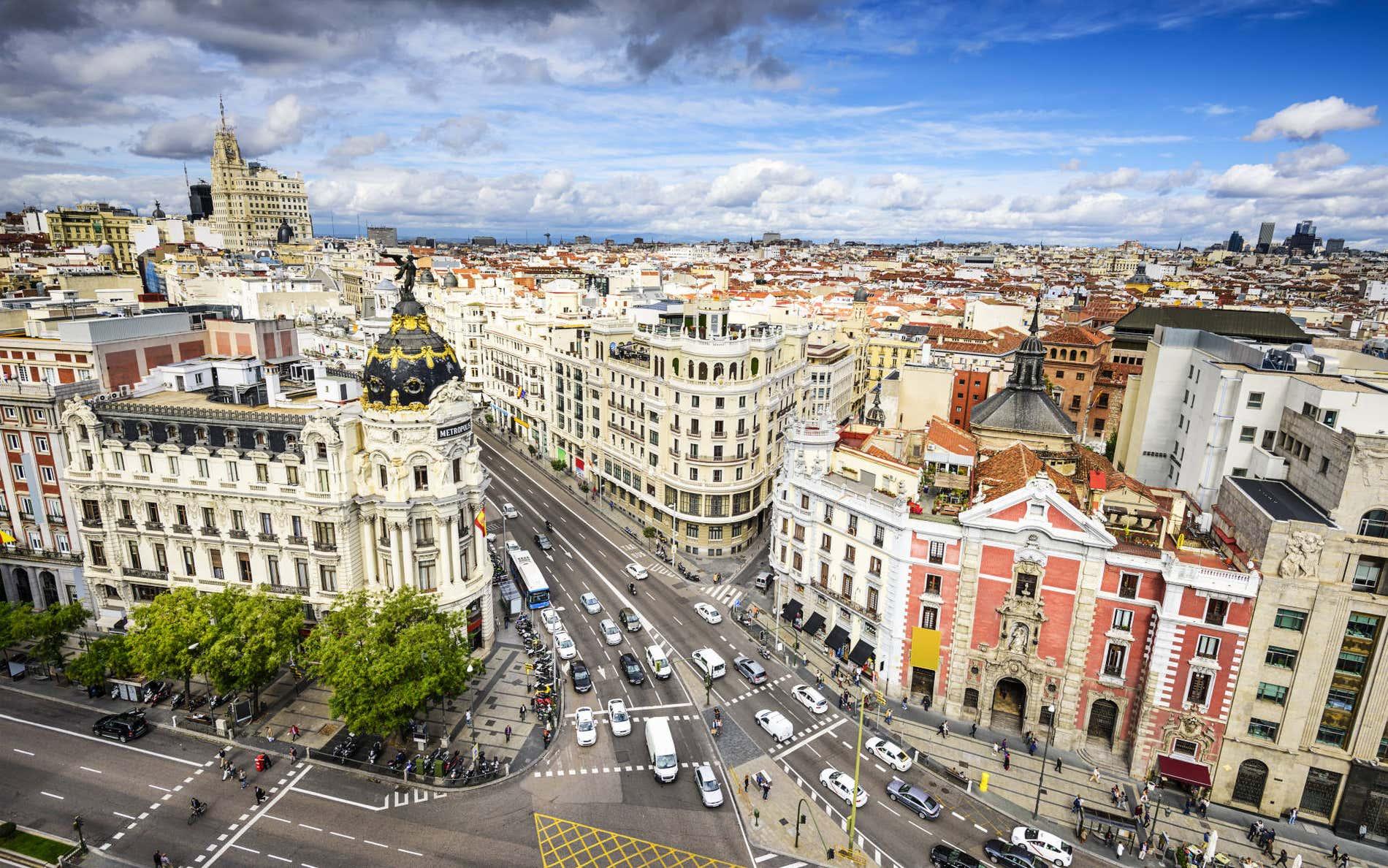 Las 10 calles más bonitas de España