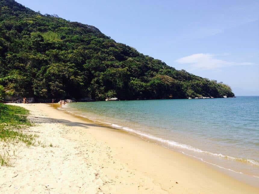 Praia da Ilha Grande