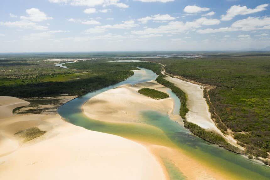 Delta do Maranhão conta com 73 ilhas fluviais