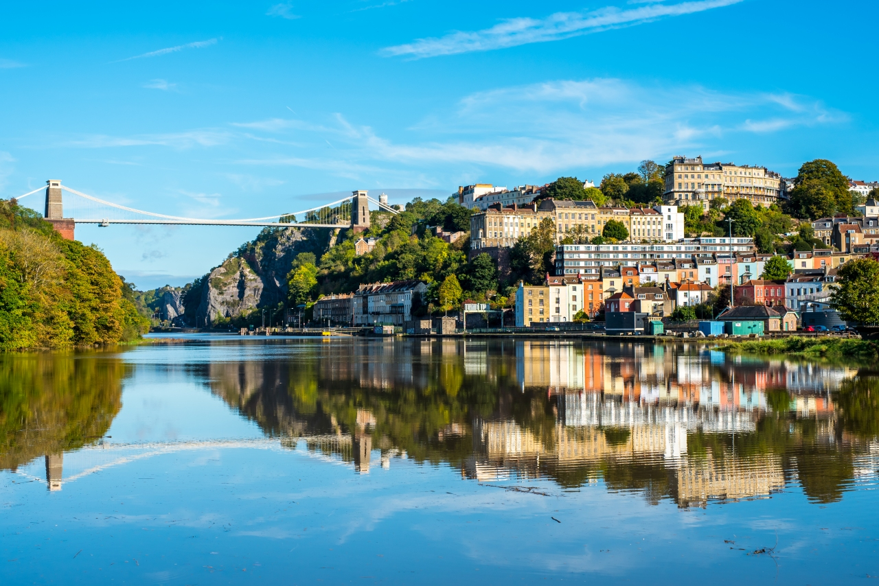 Bristol, porto di partenza del giovane Gulliver