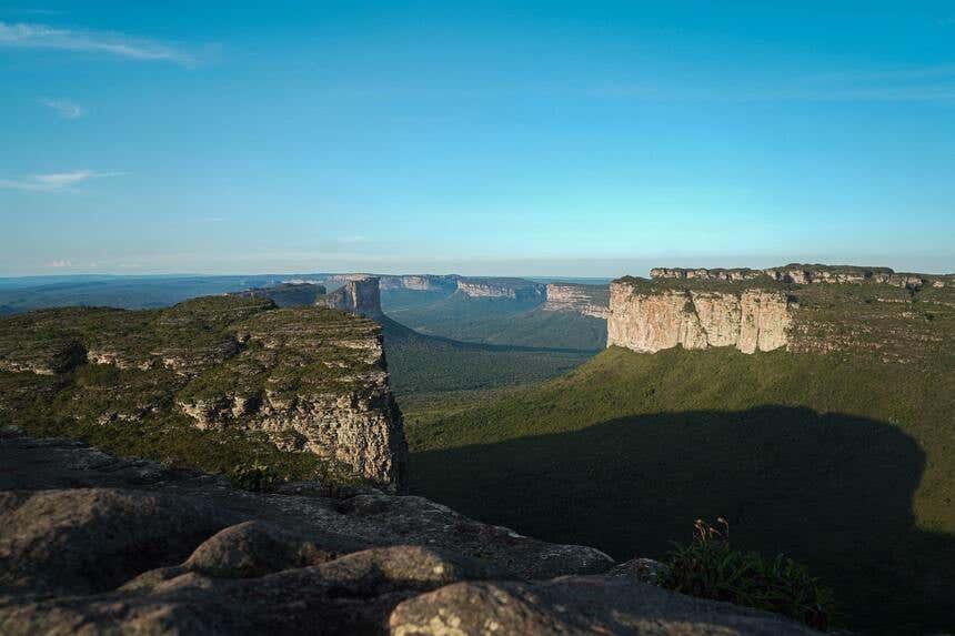 Parque da Chapada Diamantina abriga três biomas e conta com 33 cachoeiras