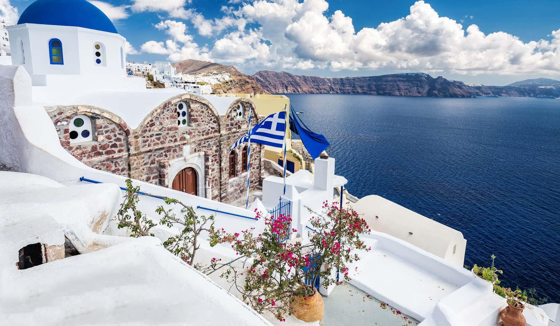 As ilhas mais bonitas da Grécia