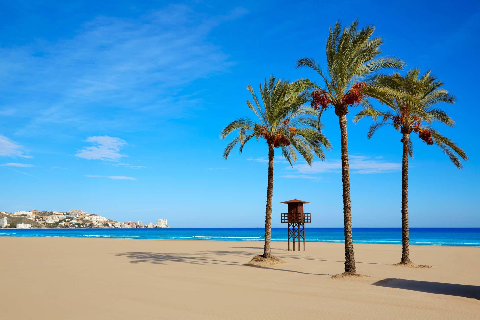 Las 10 mejores playas de Valencia