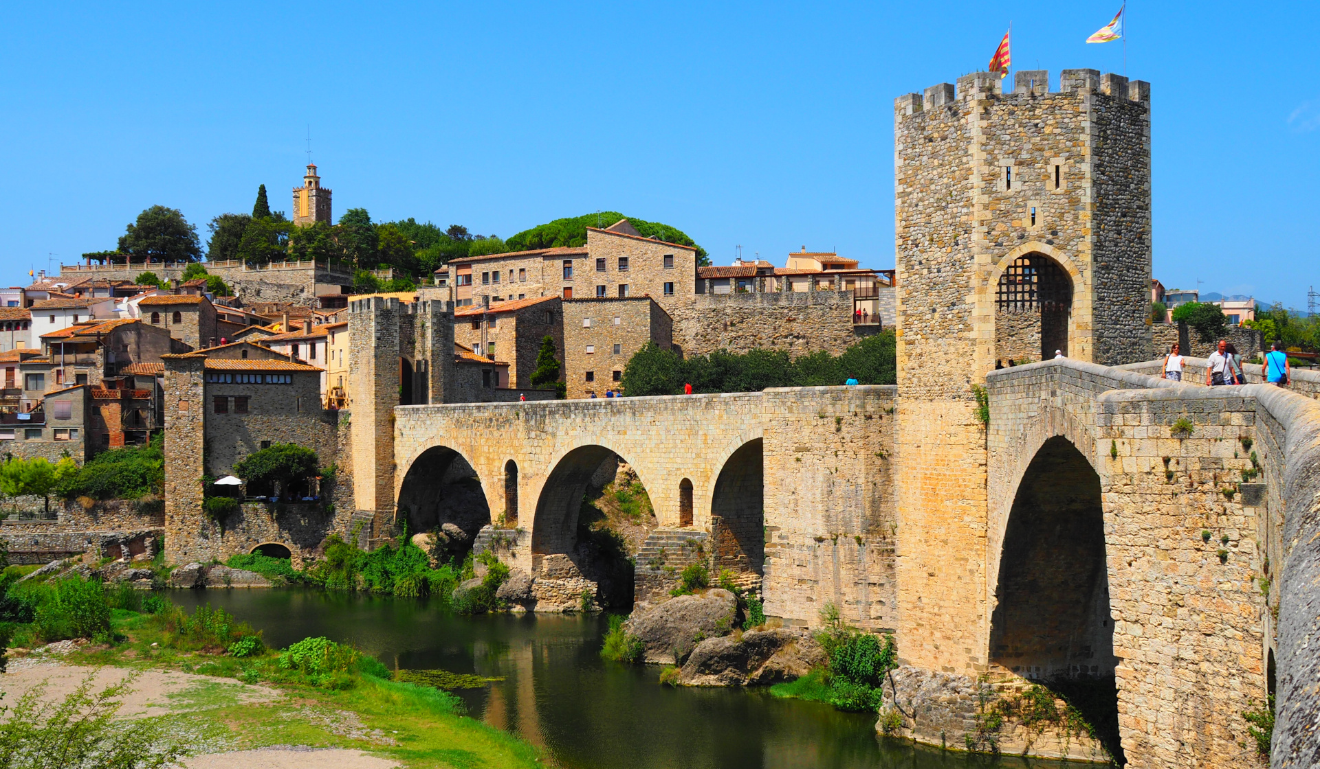 Los 10 pueblos medievales más bonitos de Gerona