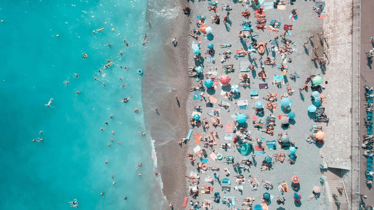 Profitez de Nice et de ses belles plages