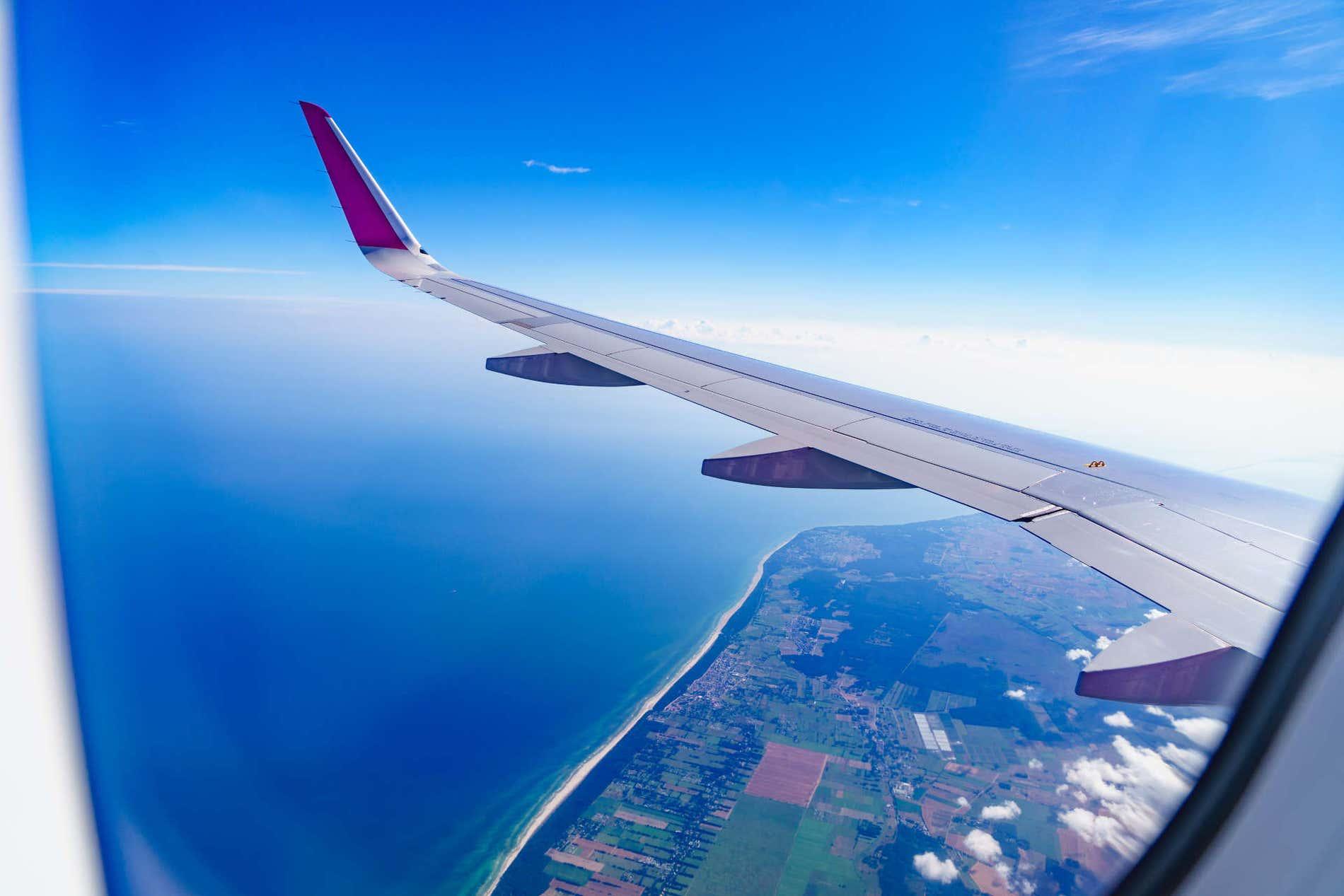 10 ciudades a menos de 2 horas de Madrid para viajar en avión