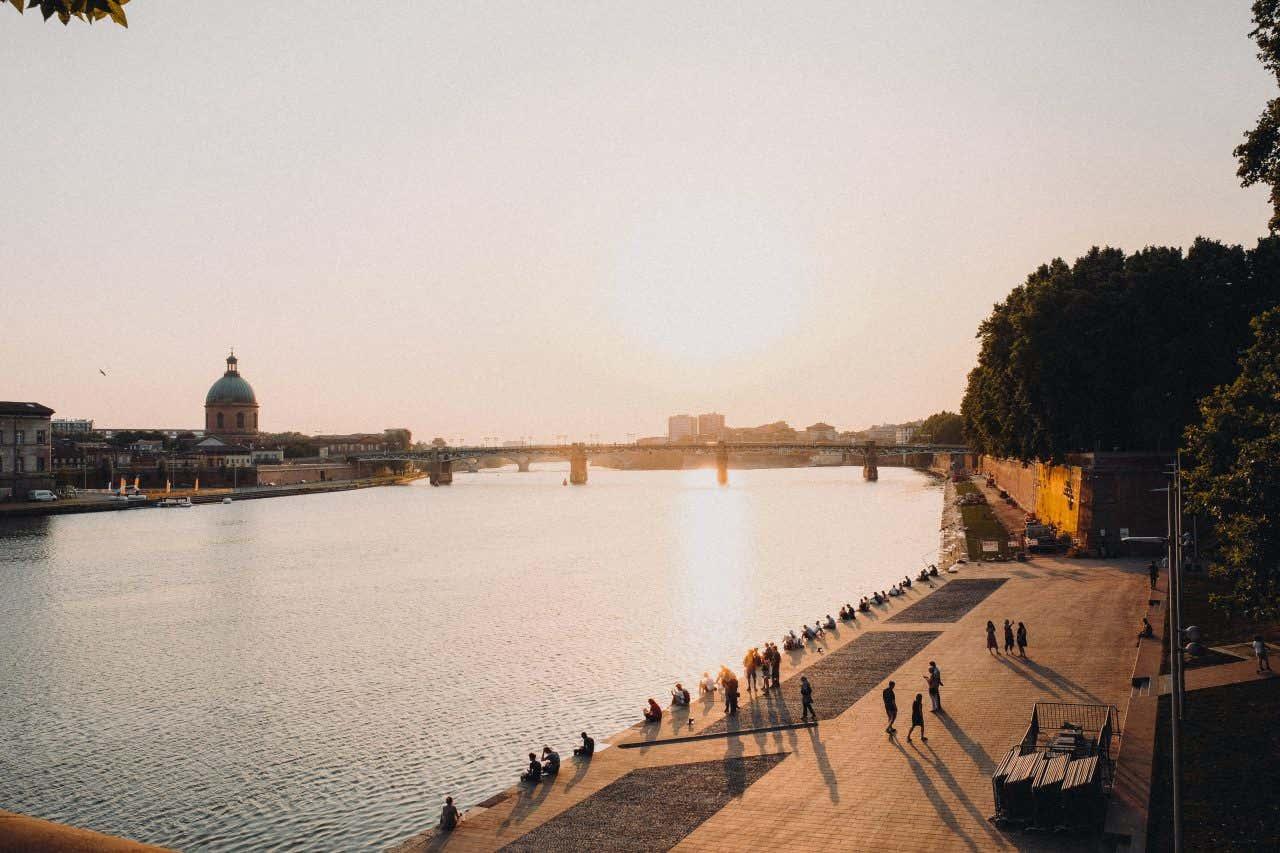 Visitez Toulouse et son ambiance paisible