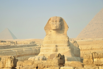 Terms & conditions for the 'Egypt with Civitatis' giveaway