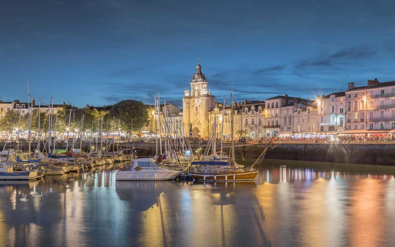 Arpentez La Rochelle, un des incontournables de France.