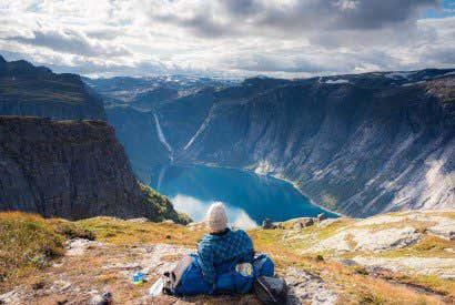 Los 10 lagos más importantes de Europa