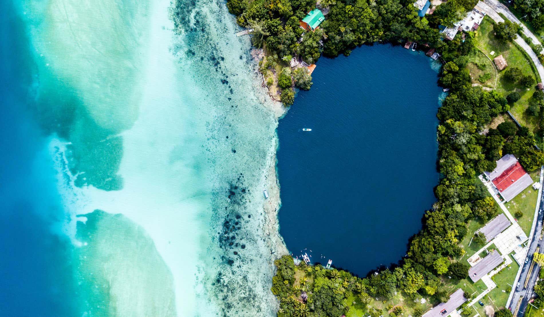 Los 10 lagos más importantes de México