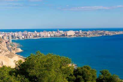 Las 10 mejores playas de la Costa Blanca