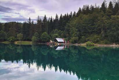 I 10 laghi più belli d'Italia
