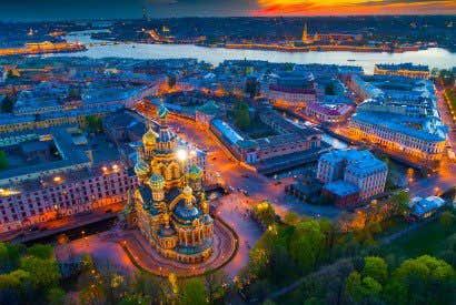 10 cosas que hacer en San Petersburgo además de ver ganar a España este viernes