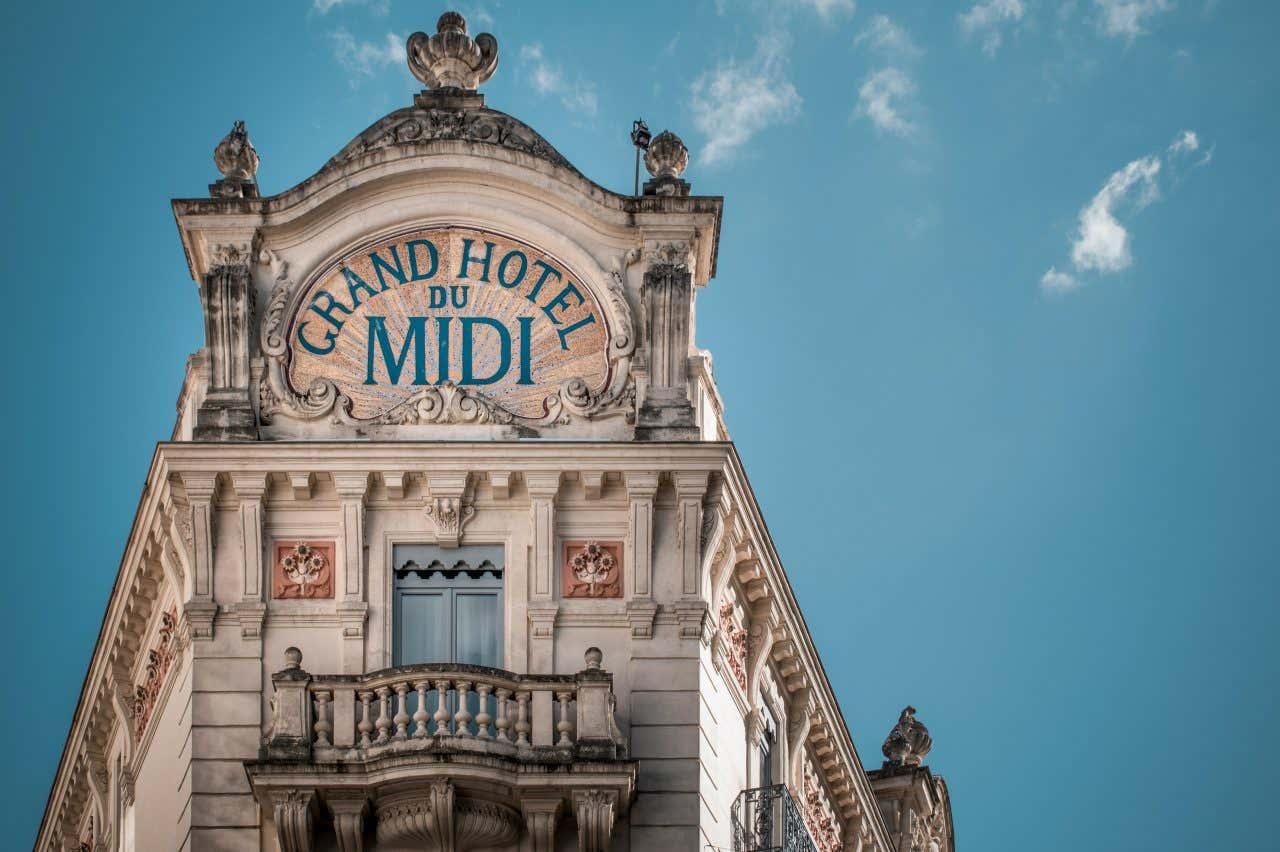 Visitez une des villes incontournables de France : Montpellier.