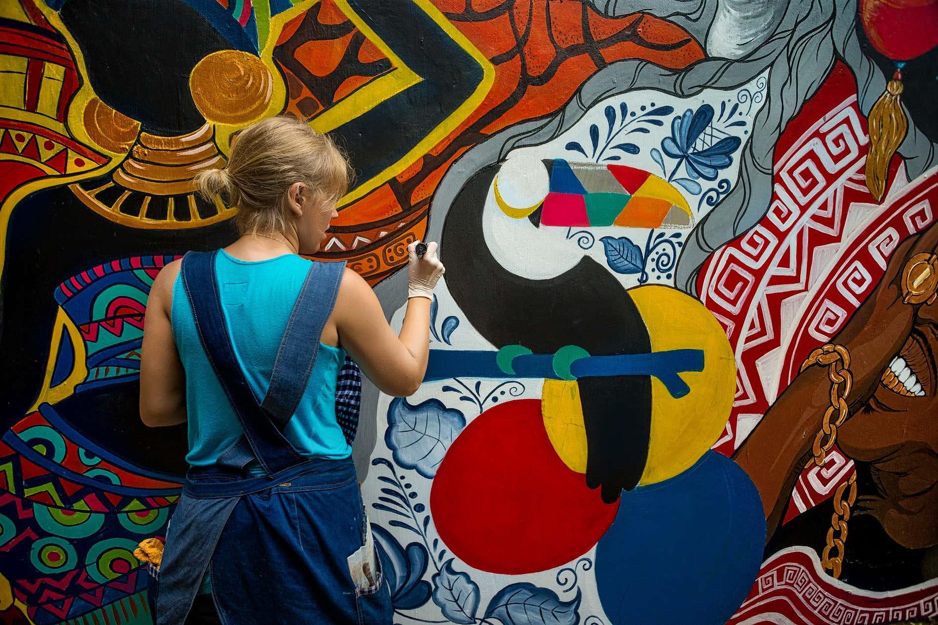 10 cidades para amantes de street art
