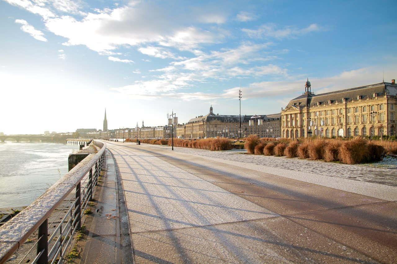Bordeaux, une des régions incontournables de France