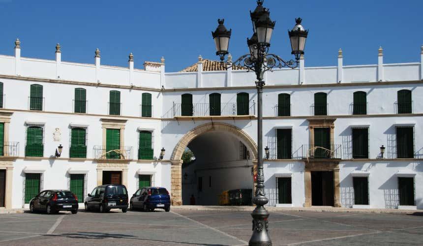 Casco antiguo de Aguilar de la Frontera