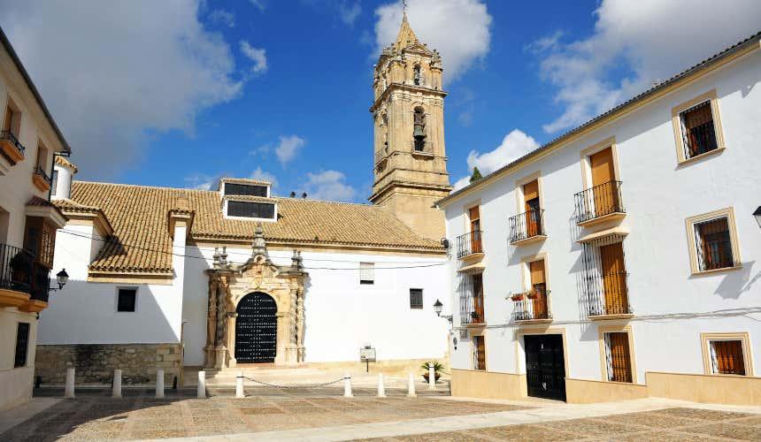 Centro histórico de Cabra