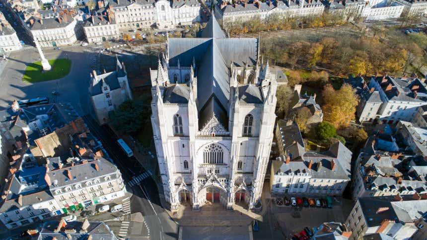 Cathédrale Saint-Pierre-et-Saint-Paul à Nantes