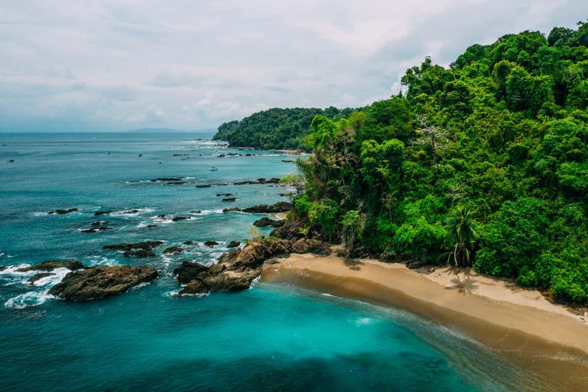 Isla del Caño, un paraíso costarricense.