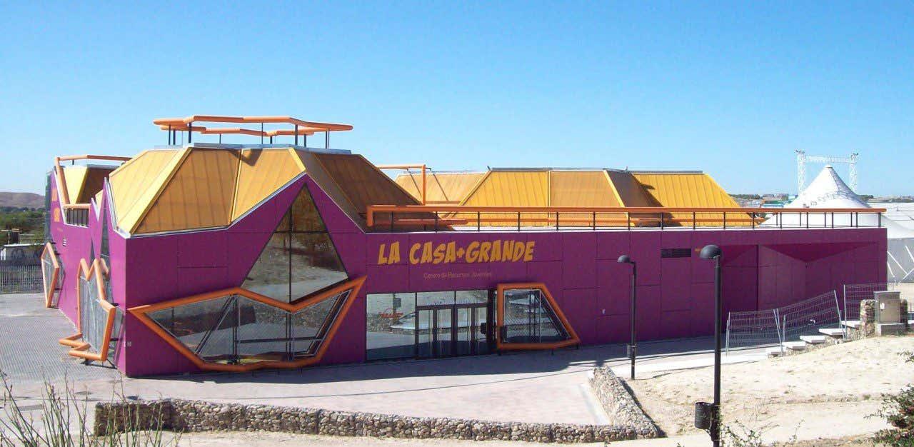 La Casa + Grande, en Rivas-Vaciamadrid