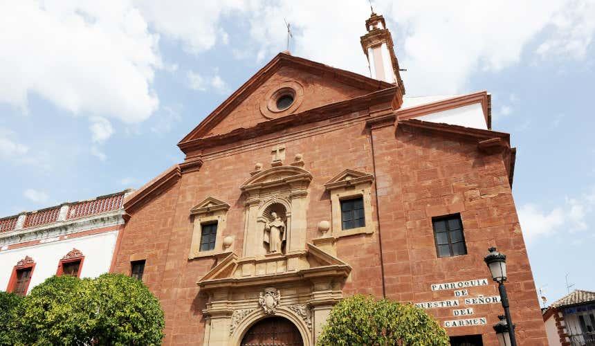 Parroquia de Nuestra Señora del Carmen en Montoro