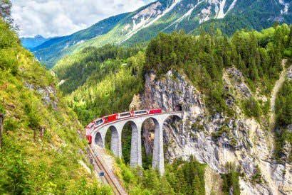 10 coisas para fazer na Suíça no verão