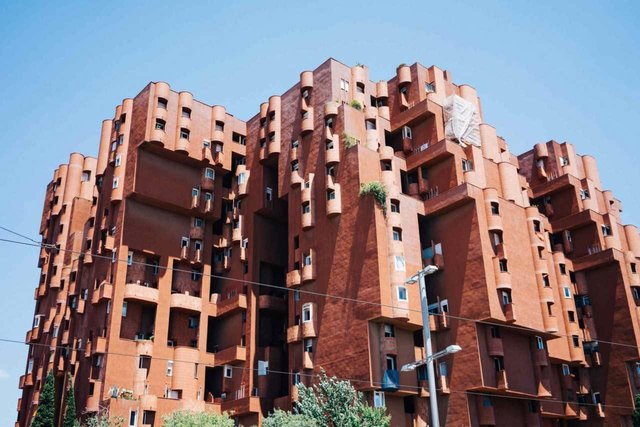 Edificio Walden 7 de Barcelona