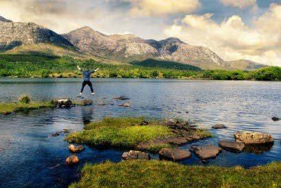 Guía para visitar el Parque Nacional de Connemara
