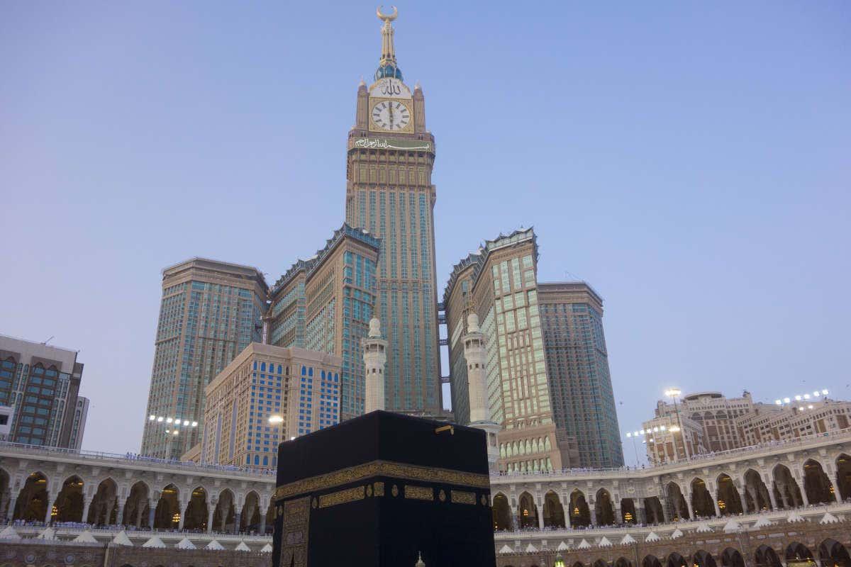 La Gran Mezquita y el Abraj Al Bait