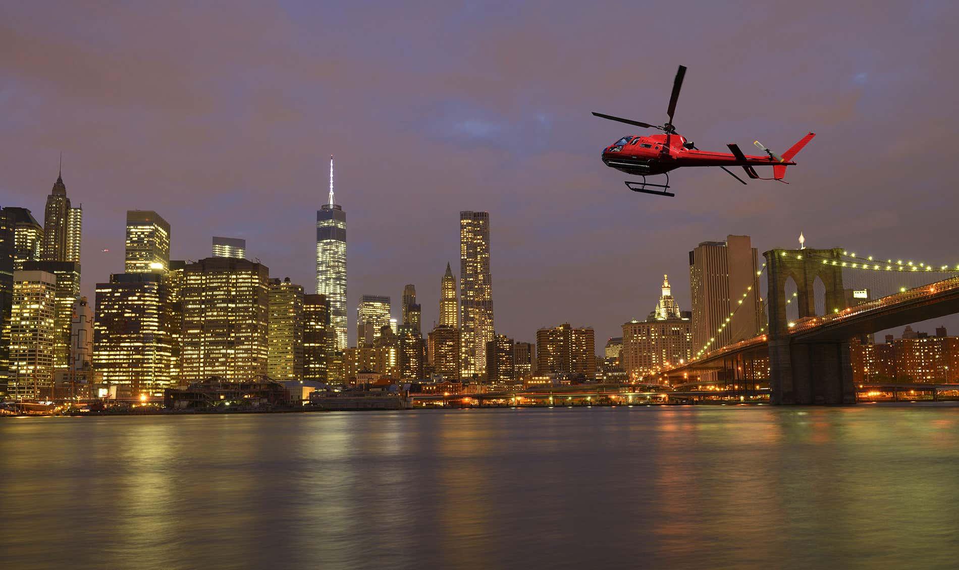 """Bases legais da promoção """"Voe de helicóptero em NY com a Civitatis"""""""