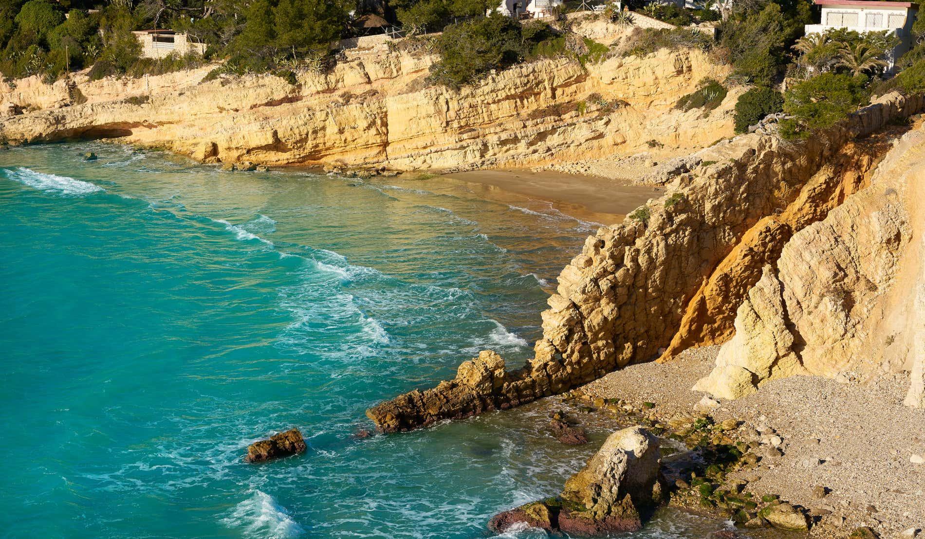 Las mejores playas de la Costa Dorada
