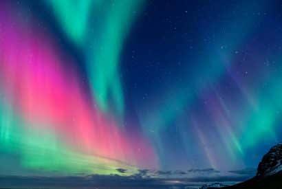 Los 10 mejores destinos para ver la aurora boreal
