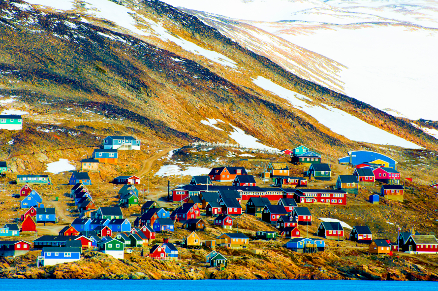 Ittoqqortoormiit, en Groenlandia.